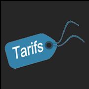 Tarif 180x180